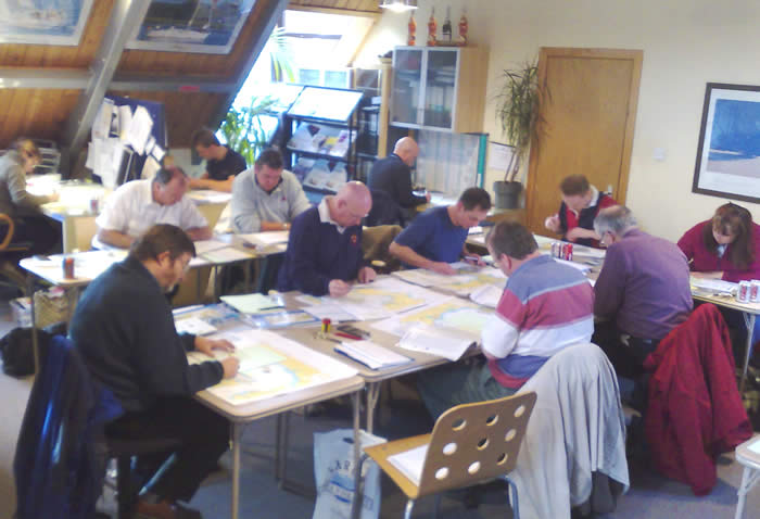 RYA Day Skipper Theory Courses Scotland and Preston, Lancashire