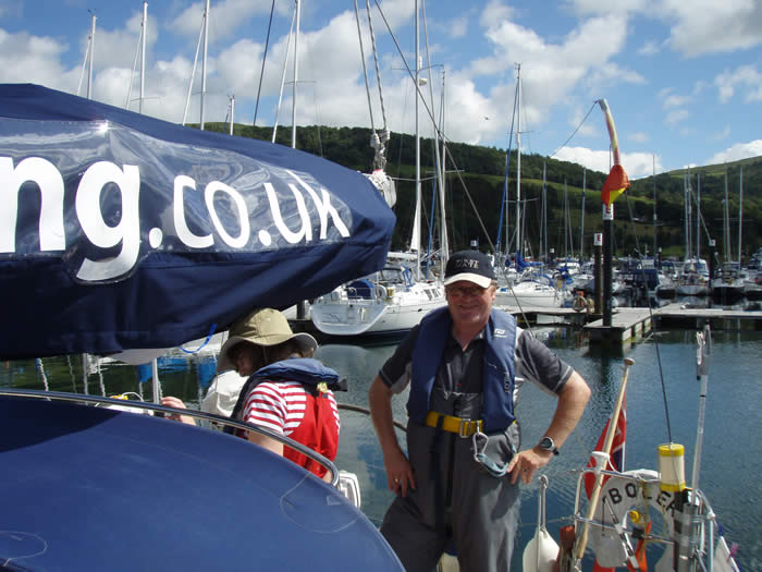 RYA Competent Crew Practical Sailing Courses in Scotland from ScotSail, LargsCentre, Largs Yacht Haven, Firth of Clyde.