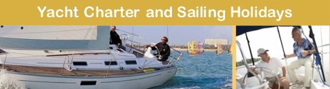 Bareboat Sailing Yacht Charters, Hire and Sailing Holidays in Firth of Clyde, Scotland