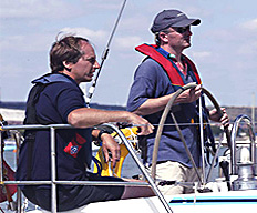 RYA Day Skipper (Tidal) Practical Courses from ScotSail